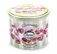 L' Étonnante Framboise bonbon feuilleté pistache - Geschenkdose