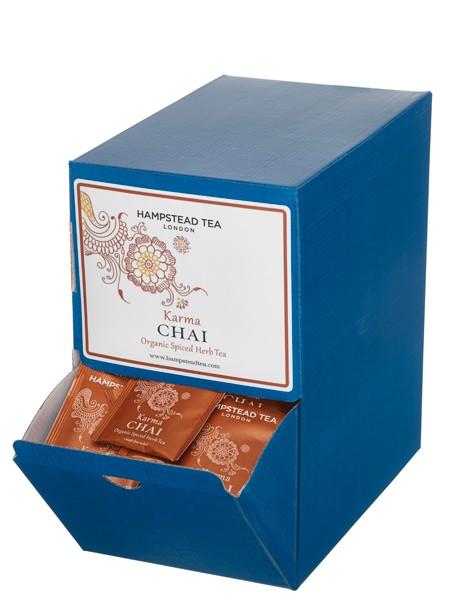 Karma Chai Organic Spiced Herb Tea