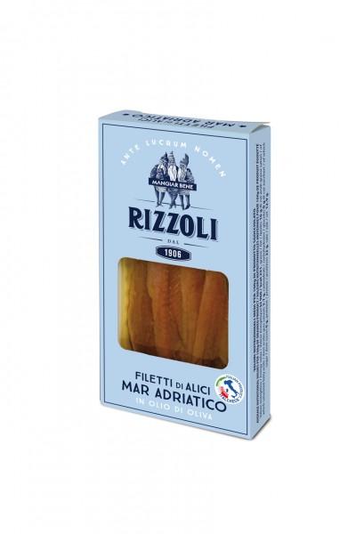 Filetti di Alici Mar Adriatico in olio di oliva