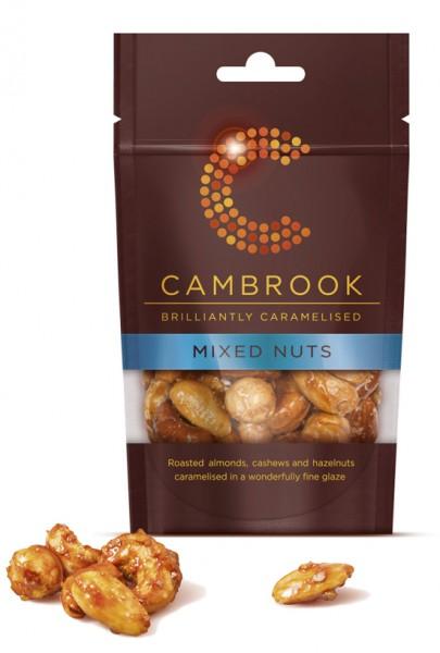Brilliantly Caramelised Mixed Nuts