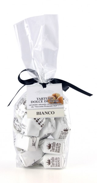 Tartufo dolce Bianco - Cellophanbeutel
