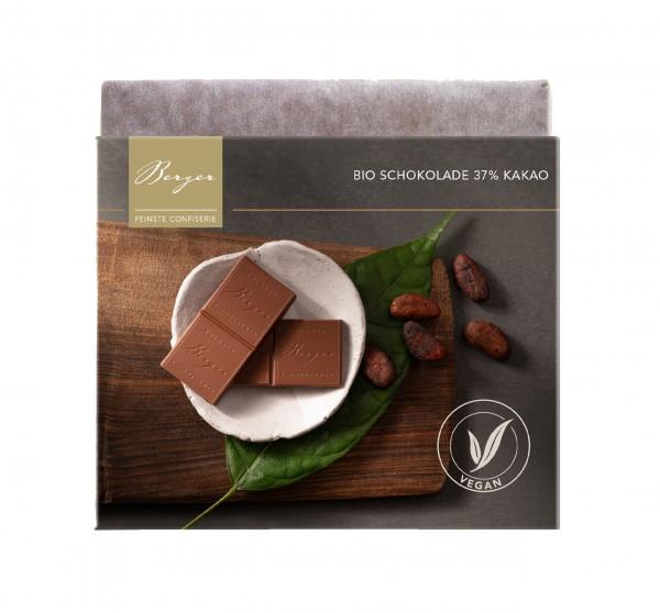 Vegane Bio Schokolade 37% Kakao