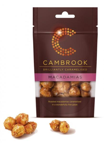 Brilliantly Caramelised Macadamias