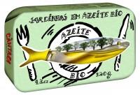 Sardinhas em Azeite Organic