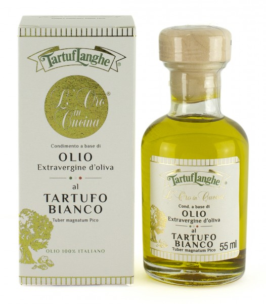 Olio con tartufo bianco
