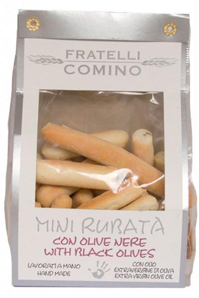 Mini Rubatà con Olive Nere