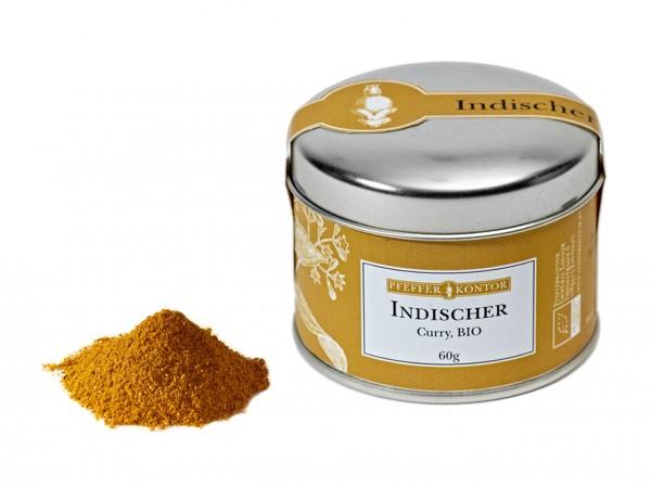Indischer Curry - mild