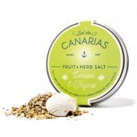 Fruit & Herb Salt - Lemon & Thyme