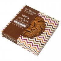Torta di Nocciola con Gocce di Cioccolato senza Farina