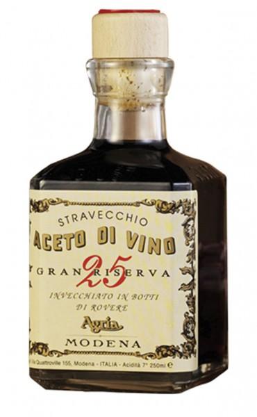 Aceto di Vino Gran riserva 25
