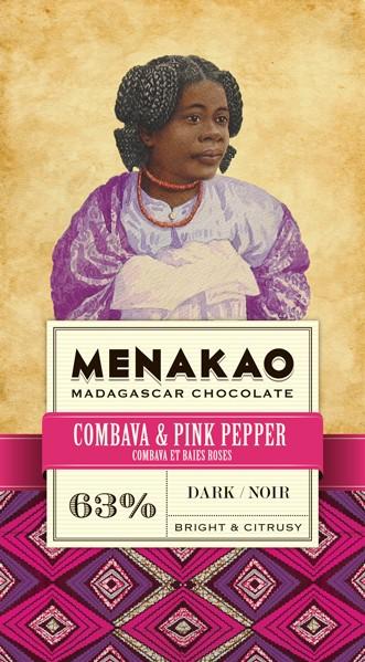 Combava & Pink Pepper 63%