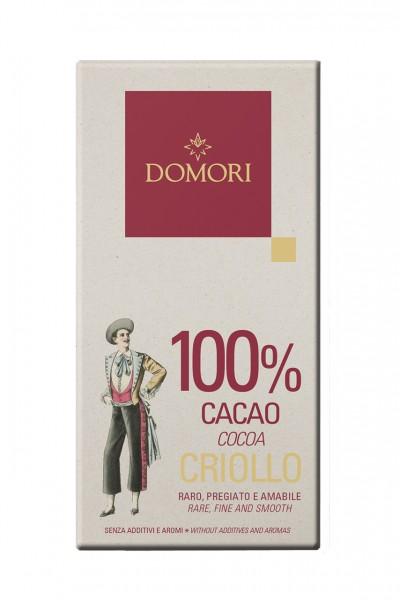 100 % Fondente Criollo