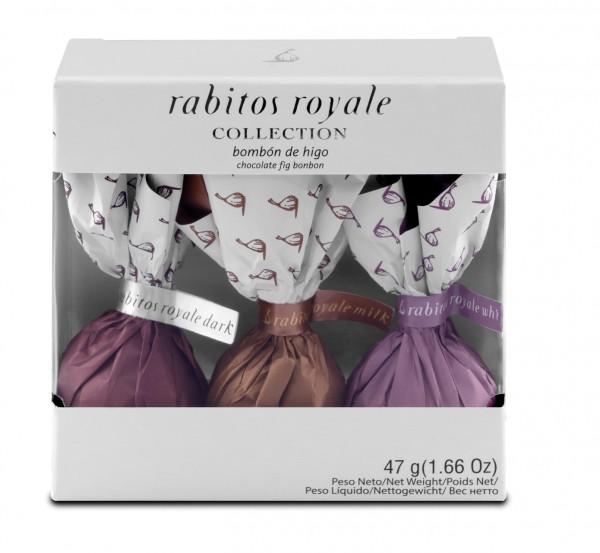 Rabitos Royale Collection - 3er