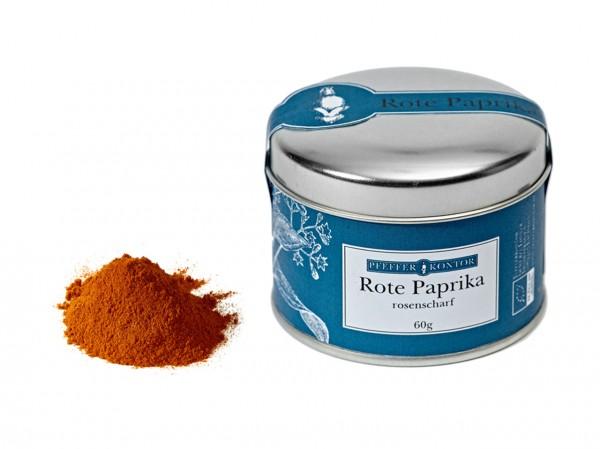 Rote Paprika - scharf