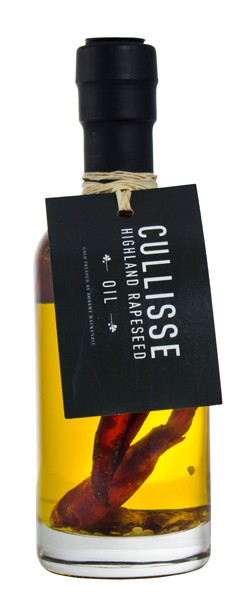 Cullisse Highland Rapeseed Chilli Oil