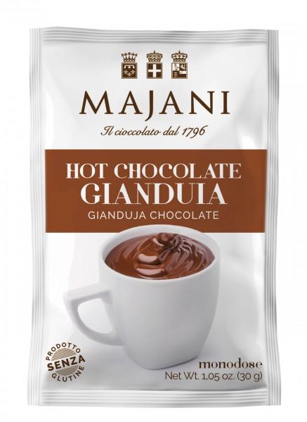 Hot Chocolate Gianduja - Display