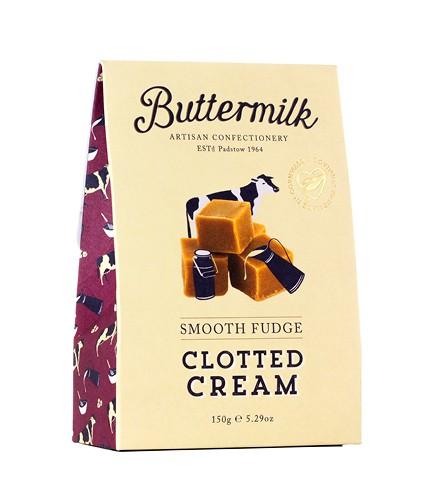 Smooth Fudge Clotted Cream