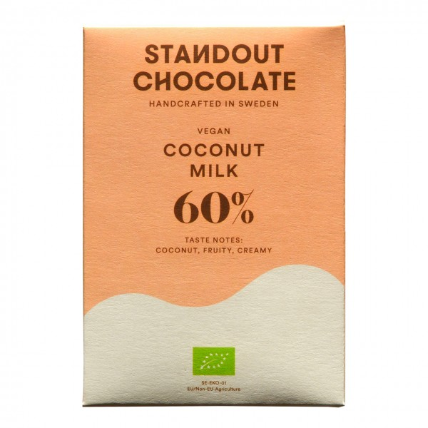 Vegan Coconut Milk 60 %