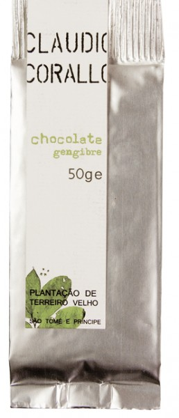 Chocolate gengibre 70%