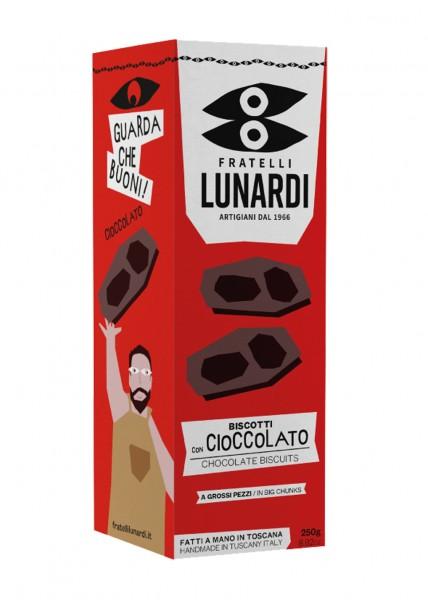 Premium Box Biscotti con grossi pezzi di cioccolato
