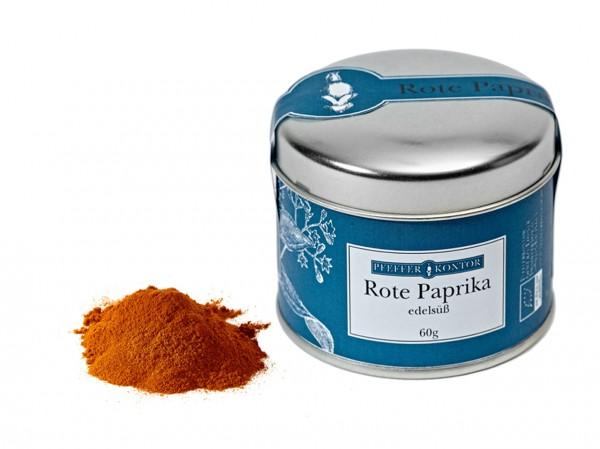 Rote Paprika - edelsüß