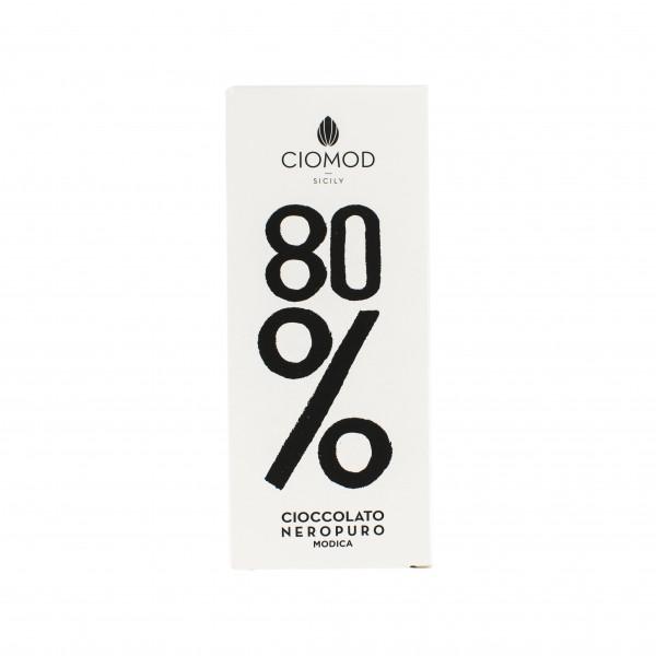 Cioccolato 80 %