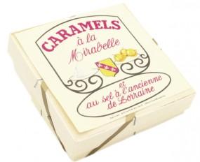 Caramels à la Mirabelle et sel de Lorraine