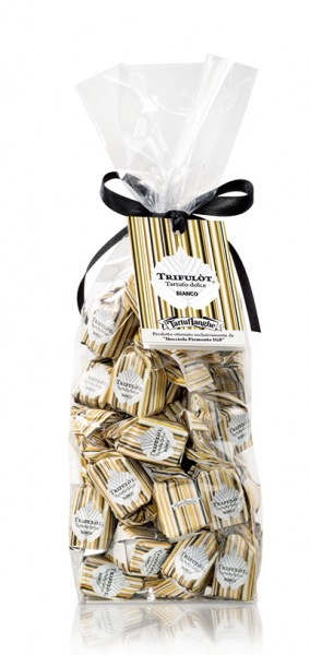 Trifulòt - Tartufo dolce Bianco - Cellophanbeutel