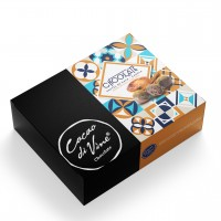 Chocolate de Licor de Pastel de Nata