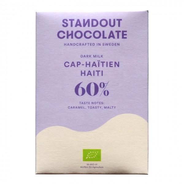 Dark Milk Haiti Cap-Haïtien 60 %