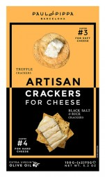 Artisan Crackers for Cheese Chapter #3 & #4
