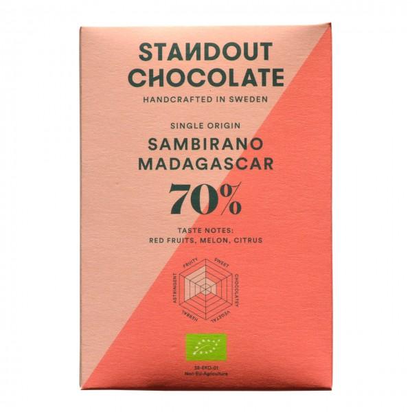 Sambirano Madagascar 70 %