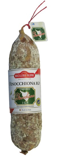 Salame Finocchiona