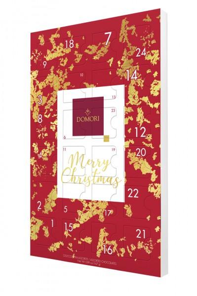 Adventskalender Merry Christmas 2021