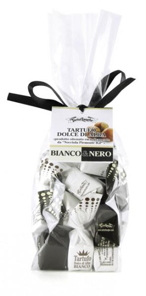 Trifulòt – Tartufo dolce Bianco e Nero