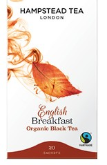 English Breakfast Organic Black Tea