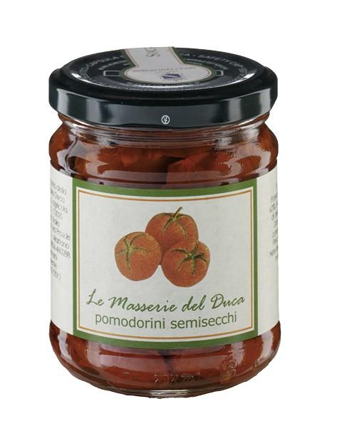 Pomodorini Semisecchi