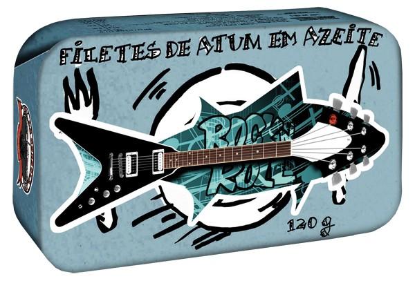 Filetes de Atum em Azeite