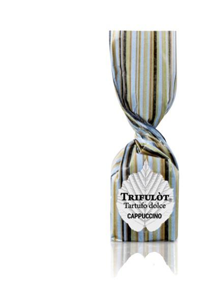 Trifulòt - Tartufo dolce Cappuccino