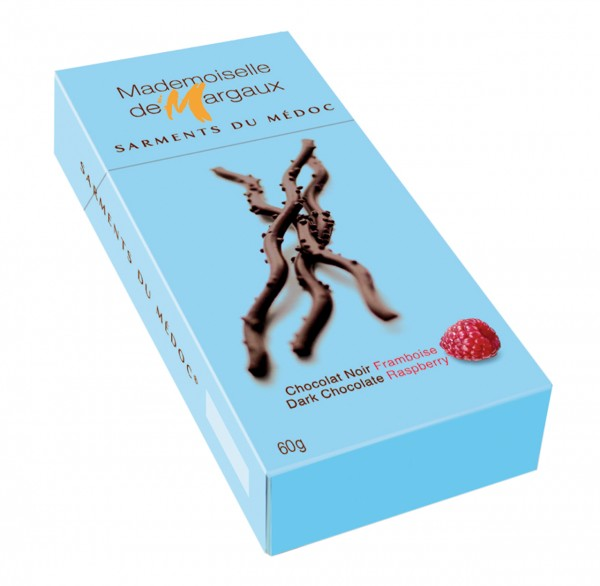 Sarments du Médoc Mini - Chocolat noir framboise