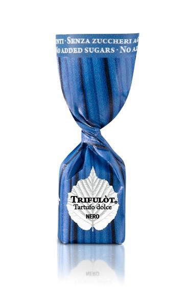 Mini Trifulòt - Tartufo Dolce Nero senza zucchero-Lose Ware