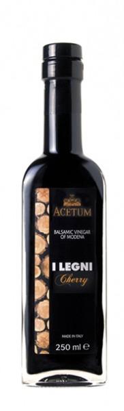Aceto Balsamico di Modena I.G.P.I Legni Ciliegio