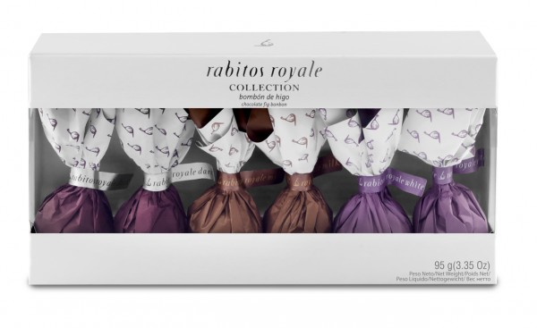 Rabitos Royale Collection, 6er Geschenkpackung, sortiert