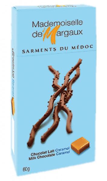 Sarments du Médoc Mini - Chocolat lait caramel