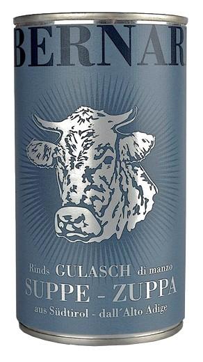 Südtiroler Gulaschsuppe