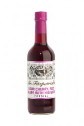 Sour Cherry, Red Grape & Hibiscus Cordial
