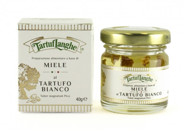 Miele con tartufo bianco