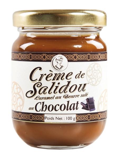 Crème de Salidou - Chocolat