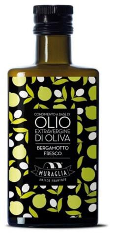Condimeto a base di olio extravergine di Oliva Bergamotto Fresco