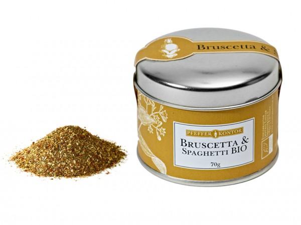 Bruscetta & Spaghetti